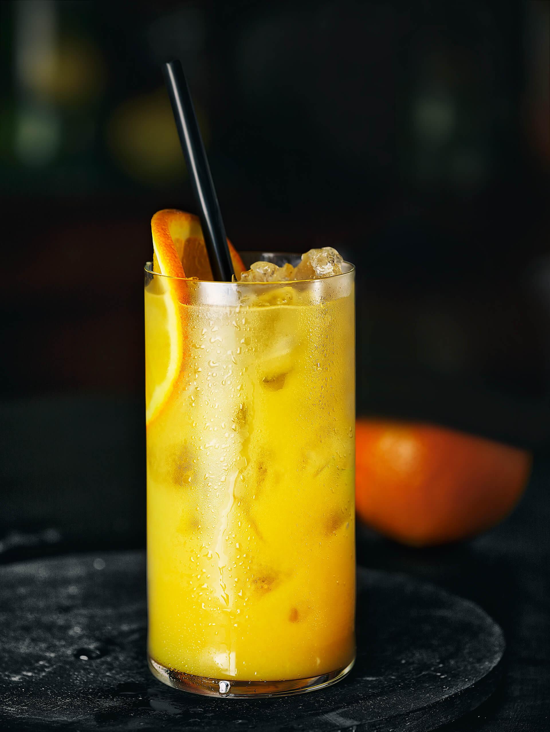 Genever & Orange